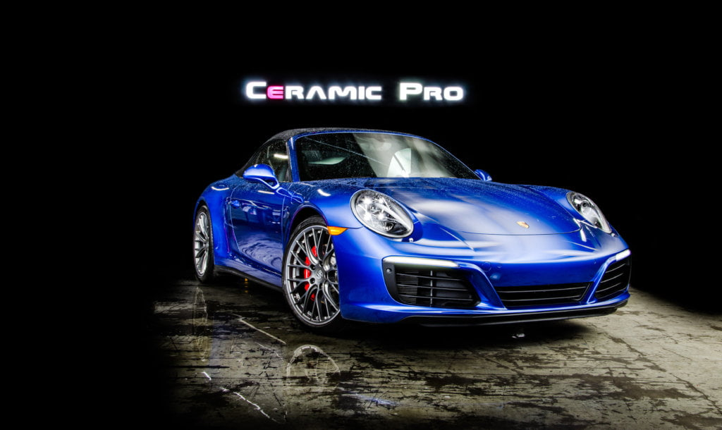 Ceramic Pro Paint Protection Austin Round Rock