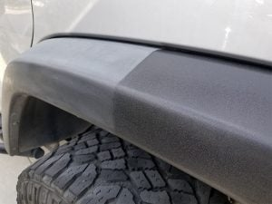 car plastics restoration