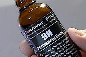 Ceramic Pro 9H Permanent Bond
