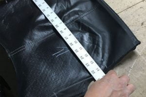 Leather replacement services