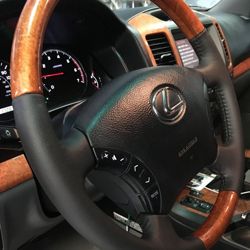 Dashes & Steering Wheels 5