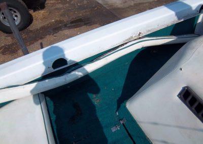 AI Autoworks Boat Panel Repair