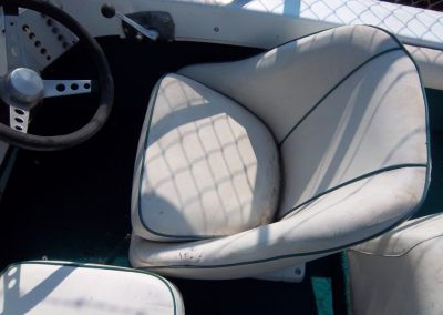 AI AutoWorks Boat Seat Cover Replacement
