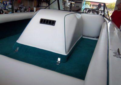 AI Autoworks Boat Vinyl Repair
