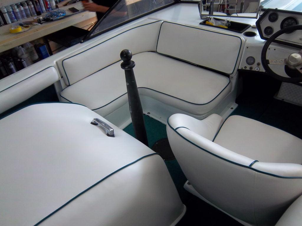 Boat Upholstery & Interior Repairs 1