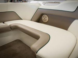 AI Autoworks Boat Interior Seat Replacement