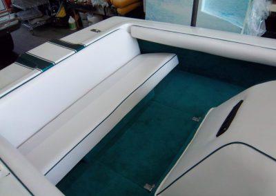 AI Autoworks Marine Boat Seat Repair